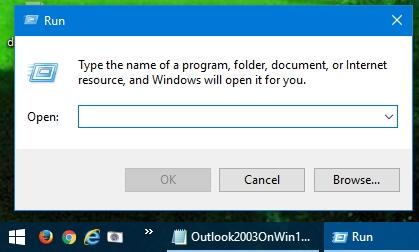 FIXED: Hyperlinks Won't Open in Outlook 2003 Installed on